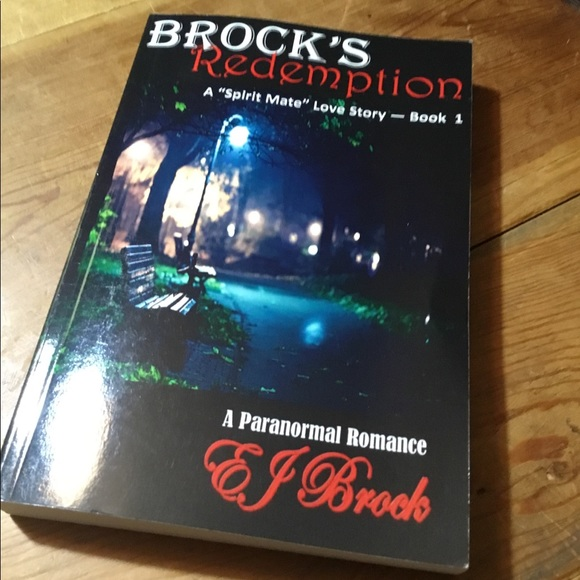 Other - Book Brock's Redemption by EJ Brock